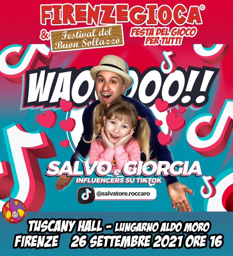 Salvo&Giorga @FirenzeGioca