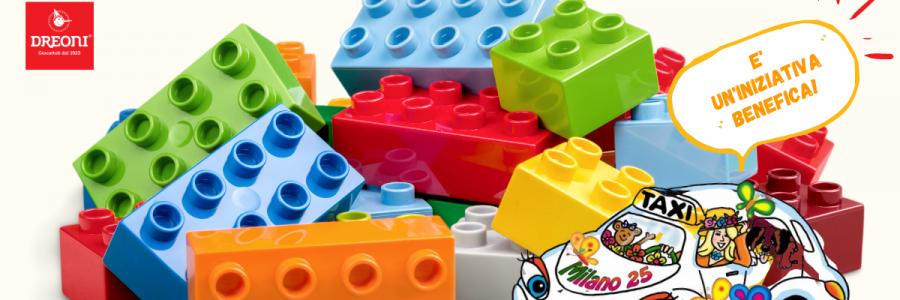 Rottamazione mattoncini LEGO