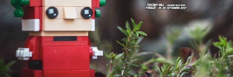La Divina Bricks Commedia, mostra fotografica