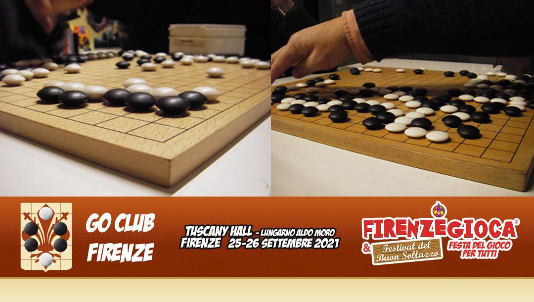Demo dell'antico gioco del Go