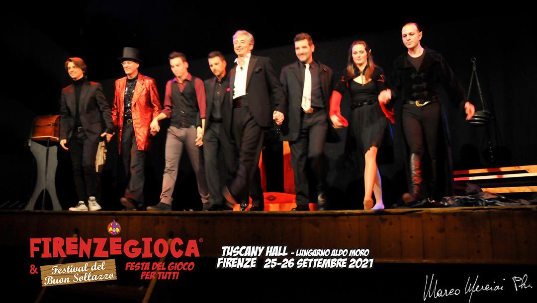 Gruppo Toscano Prestigiatori