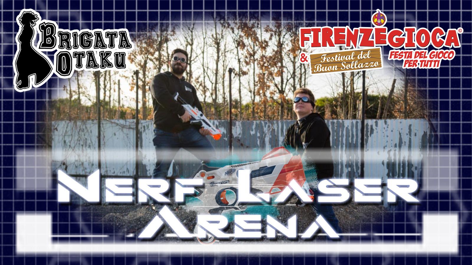 Arena Nerf Laser